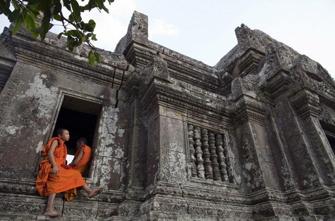 Preah Vihear-amasia travel