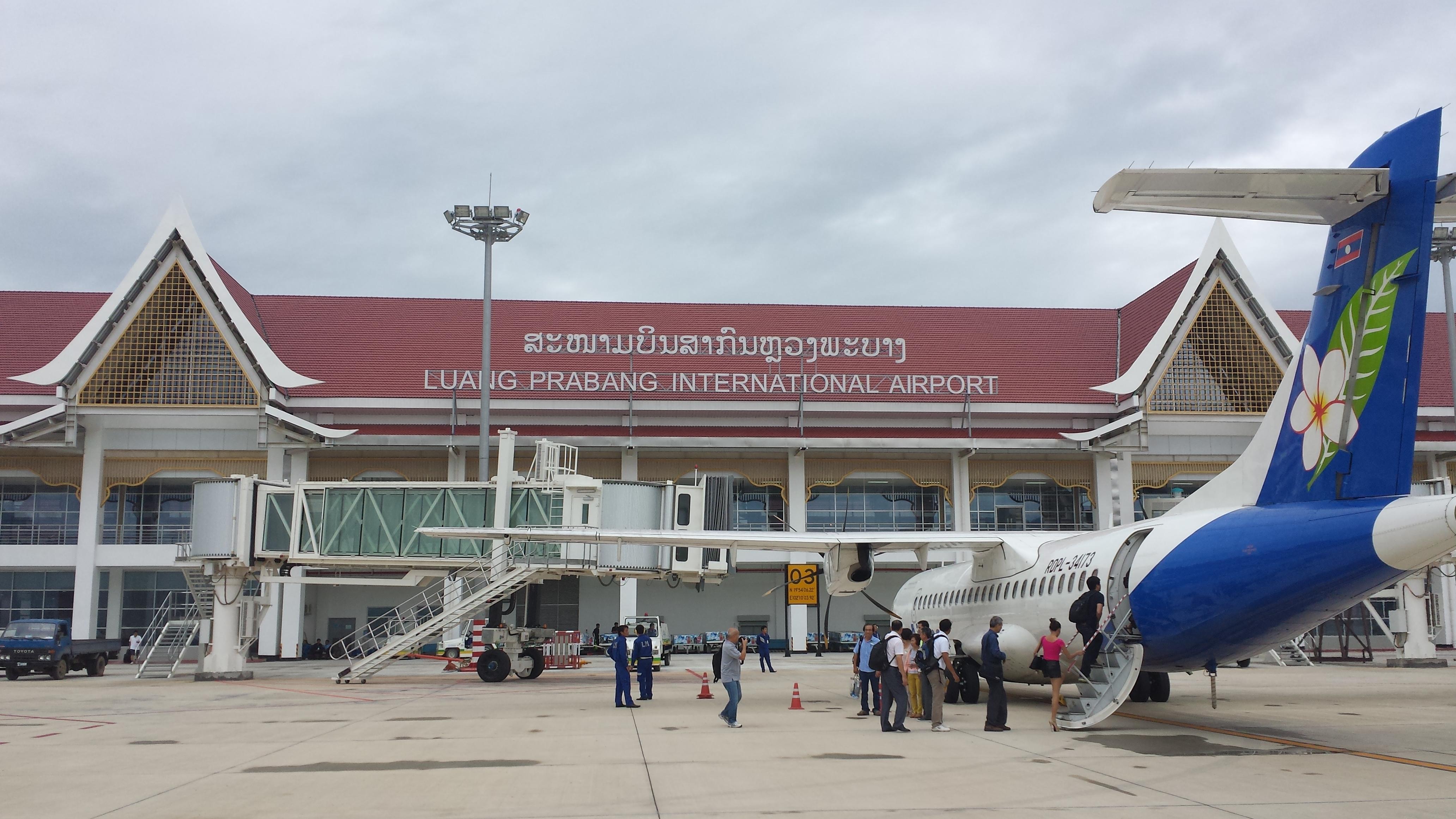 Laos international airport