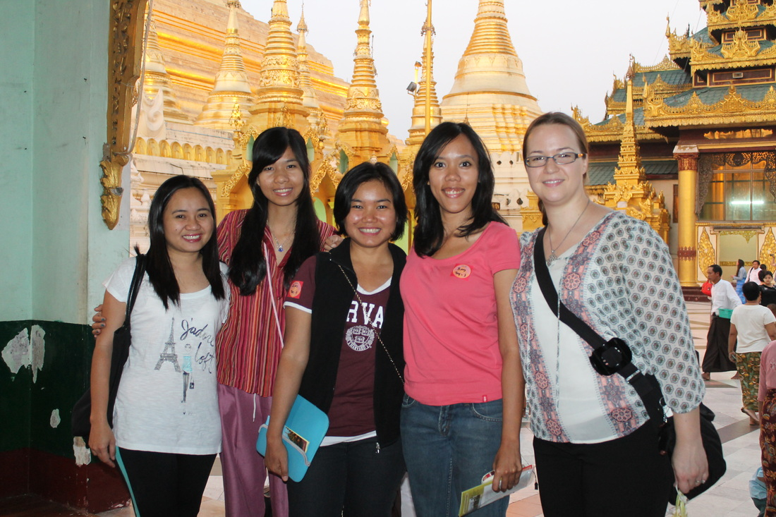 Myanmar Travel plan