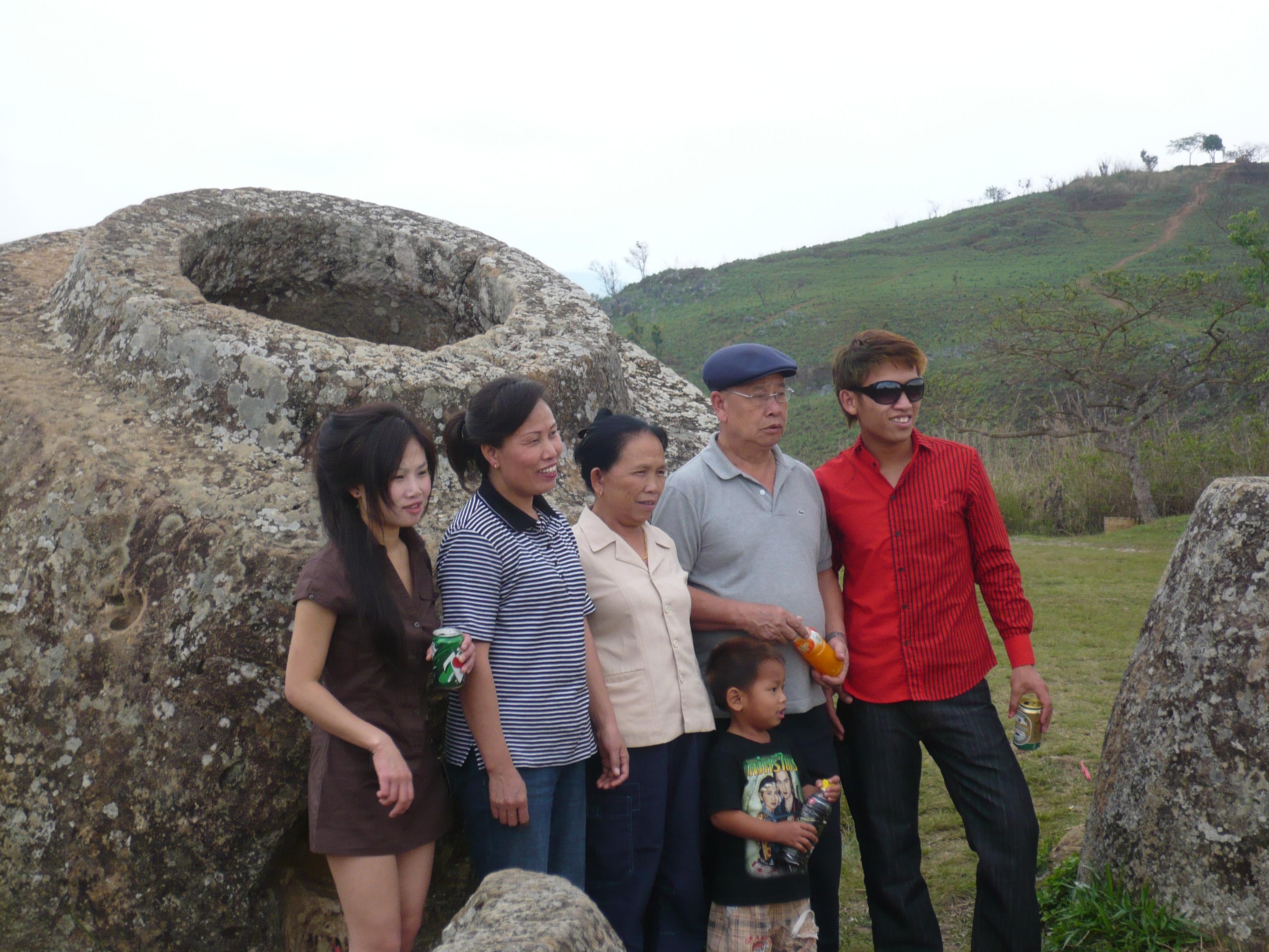tourists of jar